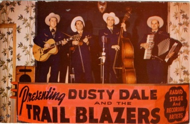 Image result for Dusty Dale & The Trail Blazers