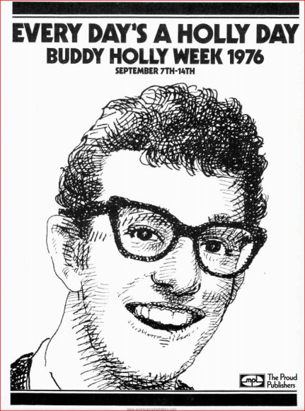 Buddy Holly Week 1976