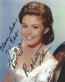 Image result for young roberta shaw